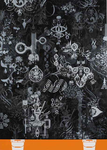 Ryan McGinness, 'Convicting', 2016, Quint Gallery