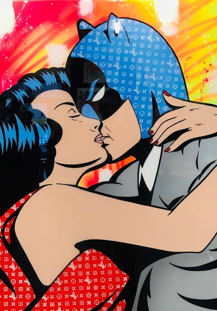 GOMOR, 'Bat Love', 2019, Galerie Montmartre
