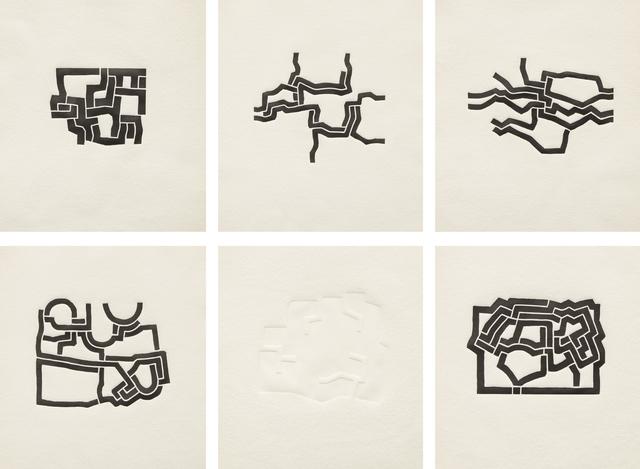 Eduardo Chillida, 'Mas Allá (Beyond)', 1973, Phillips