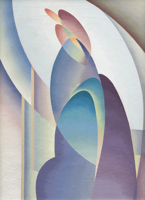 Stuart Walker, 'Composition No. 59', 1939, Aaron Payne Fine Art