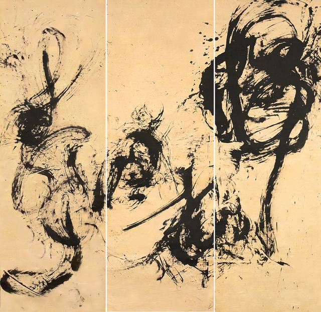 , '歸根曰靜 Returning to the source is serenity,' 2014, Yesart Air Gallery 意識畫廊