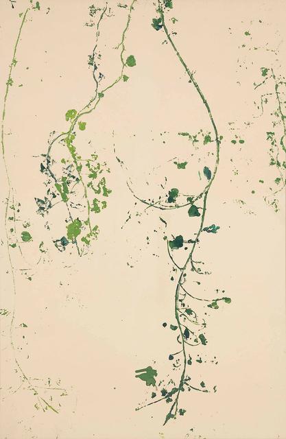 Massimo Barzagli, 'Impressione di edera', 1991, Galleria Alessandro Bagnai