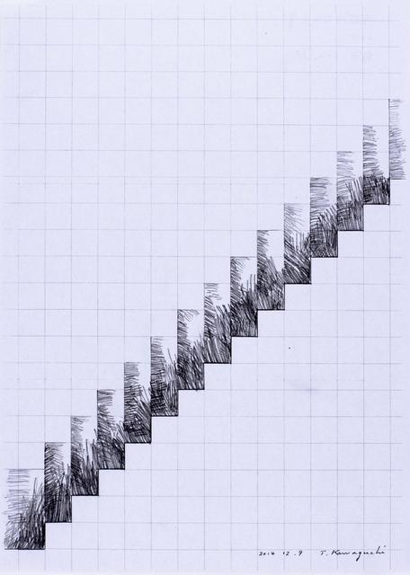 , 'Resonance of Stairway Time,' 2014, SNOW Contemporary