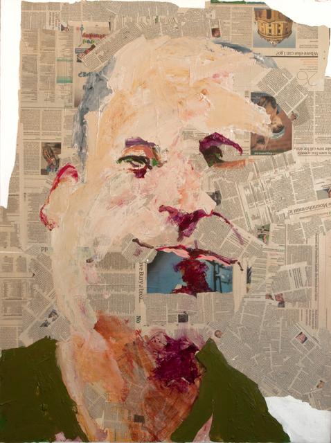 , 'Guardian Self Portrait,' 2007, Denise Bibro Fine Art