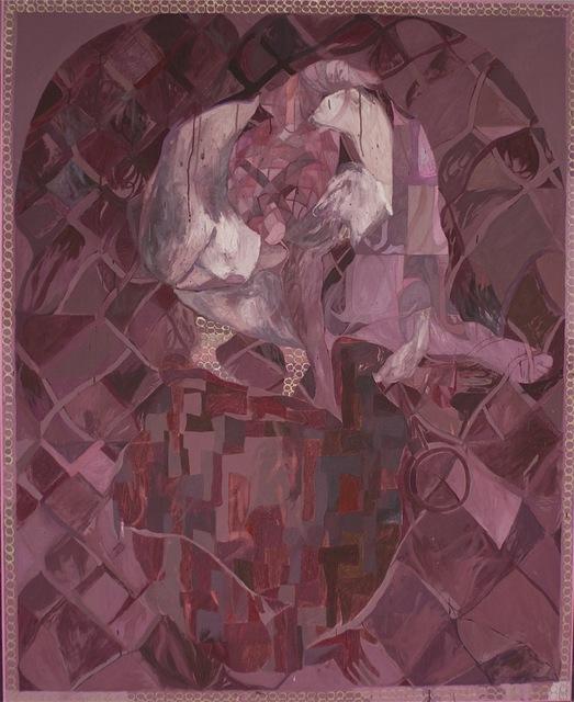 , 'Partners Study 5,' 2015, Galerie Kornfeld