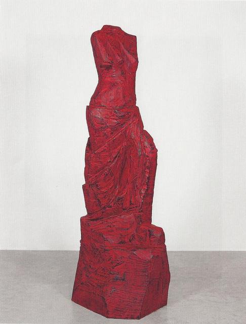 , 'Roman Red Venus,' 2007, Galerie de Bellefeuille
