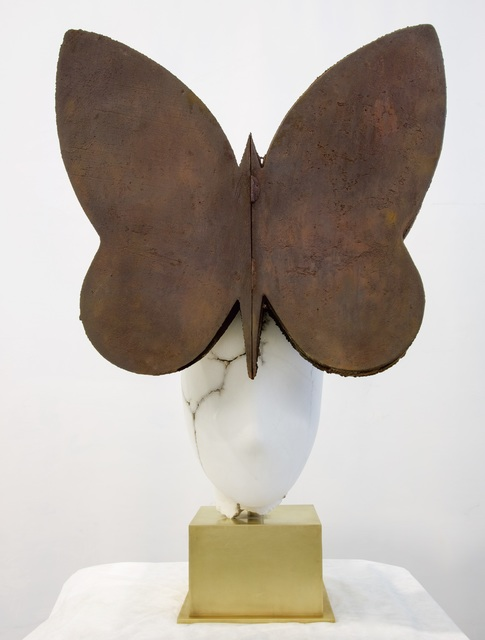 , 'Triple Mariposa,' 2017, Opera Gallery