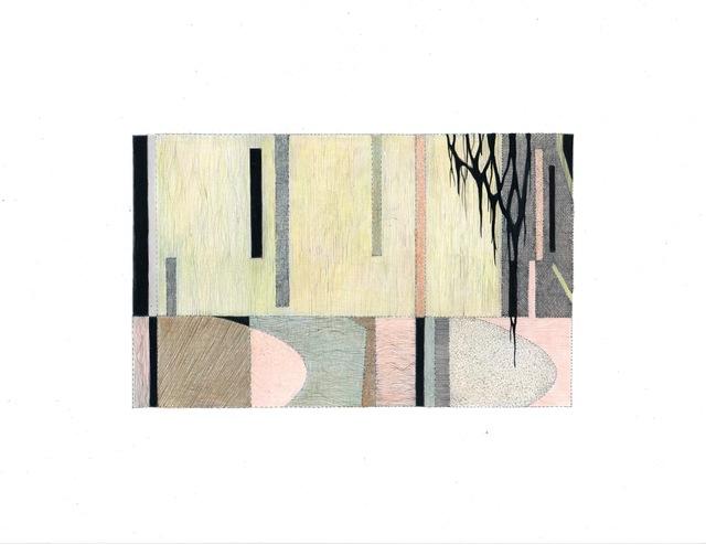 Mercedes Elena González, 'Study for September 1955', 2014, Henrique Faria Fine Art
