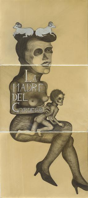 , 'La Madre del Cordero ,' 2016, Galeria Senda
