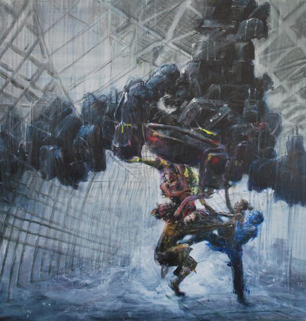, 'Insular Adventure 2,' 2017, Arte Berri