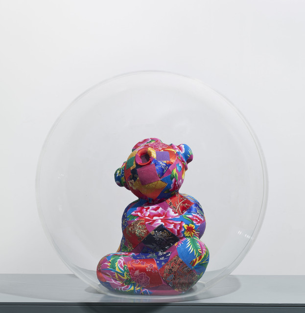 , '气泡里的福娃;Lucky Kid in Bubble,' 2013, Linda Gallery