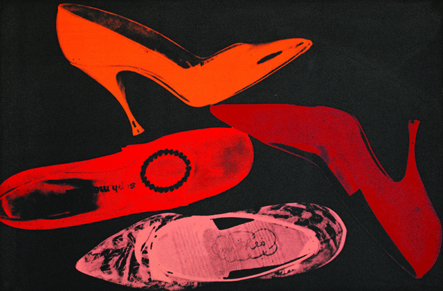 , 'Shoes,' 1980, Sims Reed Gallery