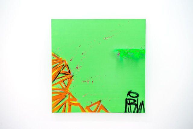 , 'Green,' 2017, Marcel Katz Art