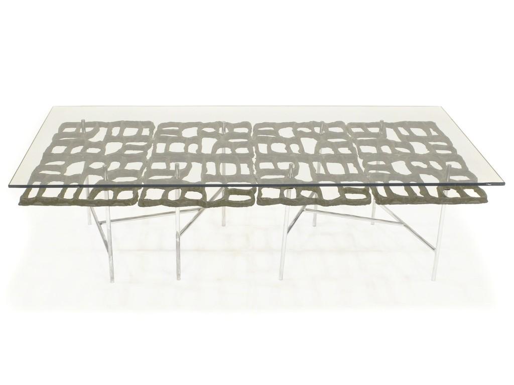 Donald drumm coffee table artsy - Artsy coffee tables ...