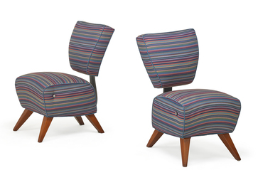 Pair of Fred's dining chairs