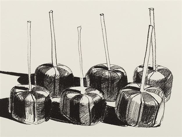 Wayne Thiebaud, 'Cherry Stand', 1964, Concierge Fine Art