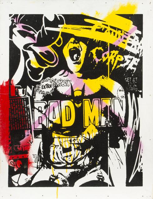 Ben Frost, 'Bad Man', 2008, Julien's Auctions