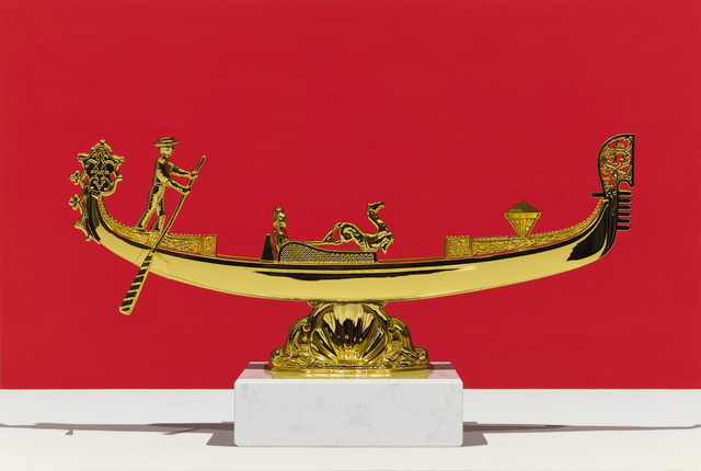 , 'Vacation Trophy (Venice),' 2014, Dolby Chadwick Gallery
