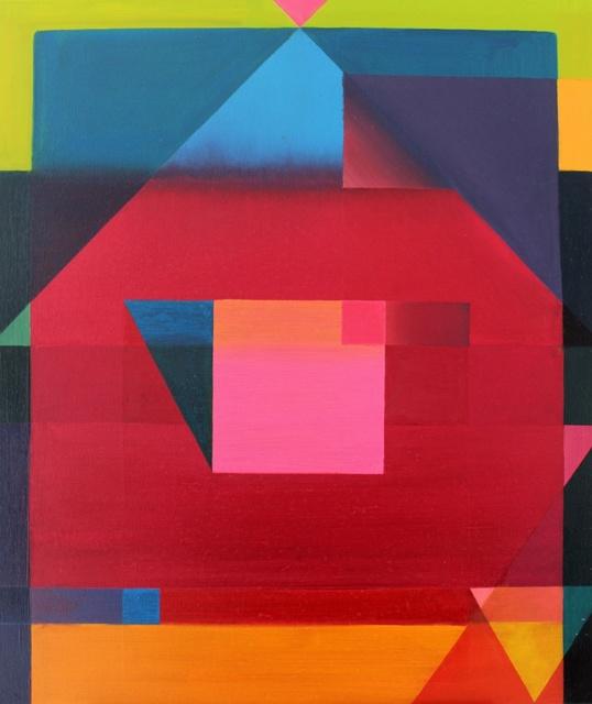 , 'Composition,' 2016, Gallery Katarzyna Napiorkowska   Warsaw & Brussels