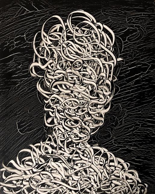 , 'A Swim In The Pass,' 2019, Pontone Gallery