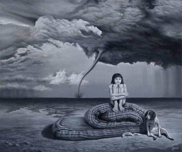 , 'El tornado,' 2018, Nuun Espacio de Arte