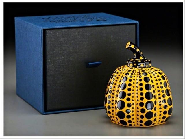 Yayoi Kusama, 'Yellow Pumpkin (Artist Authorized)', 2013, Alpha 137 Gallery Auction