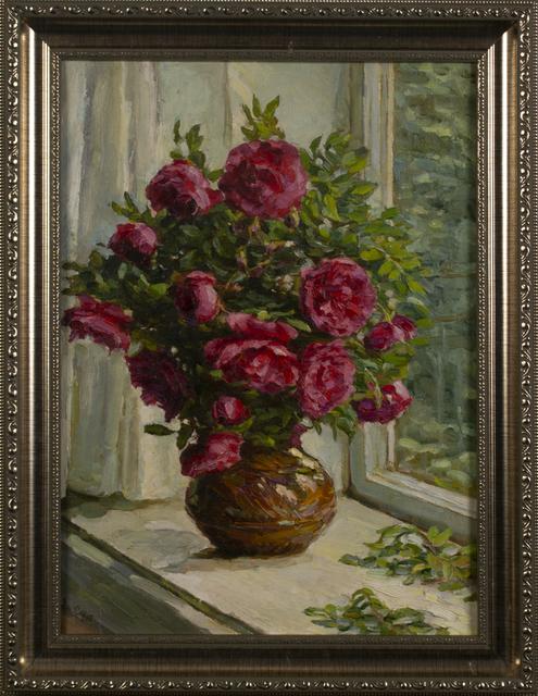 Vasily Serov, 'Red roses', 1978, Art-Impression