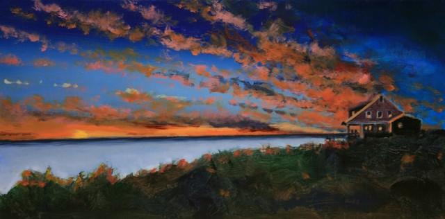 , 'Coast of Maine,' 2018, Cerulean Arts