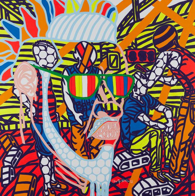 , 'Le coiffeur des rues,' 2019, Jack Bell Gallery