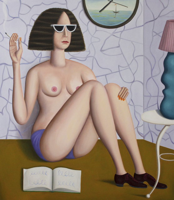 , 'The Lavender Room,' 2014, Mary Mary