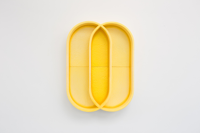 , 'Cocktail (Yellow),' 2018, VARIOUS SMALL FIRES