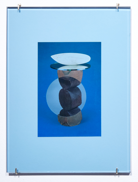 Patrick Carpentier, 'Fish Mlle Pogany II in Blue', 2019, MLF | MARIE-LAURE FLEISCH