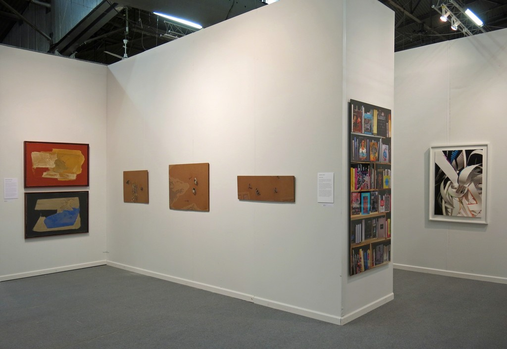 Works by Armando Castro and Santiago Uribe-Holguin.