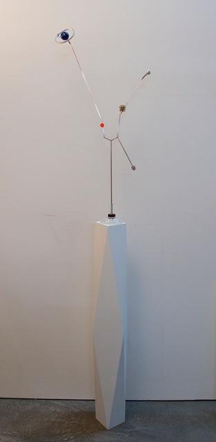 , 'Jupiter, Pollux, Aldebaran,' 2015, Galería Heinrich Ehrhardt
