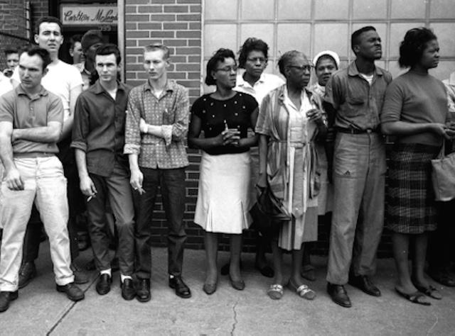 , 'Montgomery Onlookers,' 1965, Jackson Fine Art