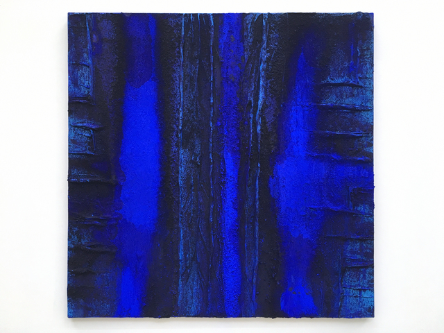 , 'Eden Blu,' 2016, UNIX Gallery