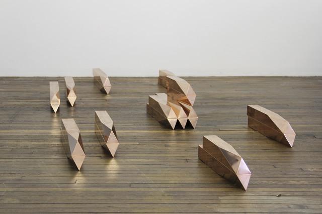 , 'Harlequin's Ingots,' 2012, GRIMM