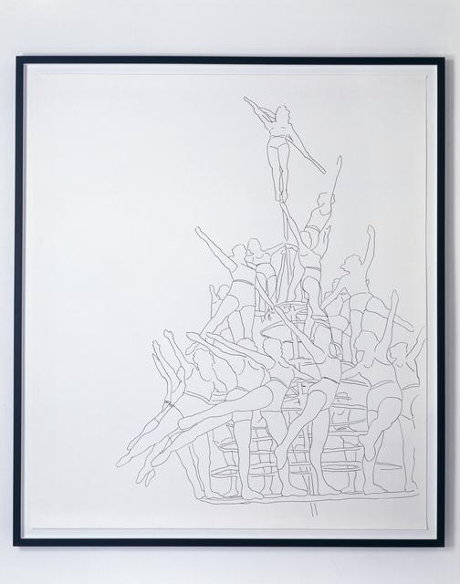 , 'Women Carrousel,' 2002, KÖNIG GALERIE