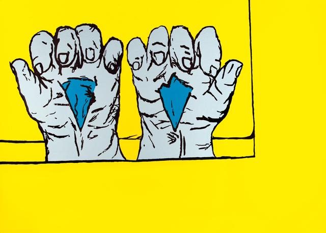, 'Arbeit tut weh,' 2003, Galerie Elisabeth & Klaus Thoman