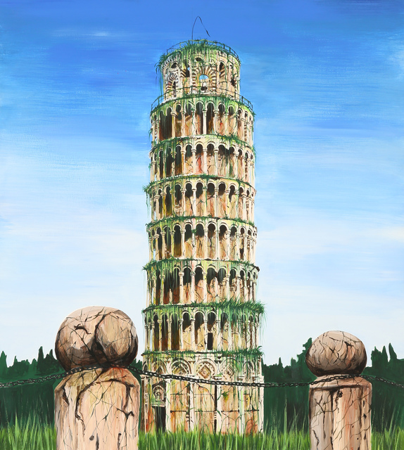 Jason Middlebrook, 'My trip to Pisa', 2005, Galleria Pack