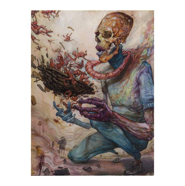 , 'Fantastic Voyage,' 2013, Hieronymus