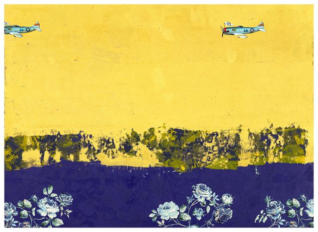 , 'Indigo River  |  藍河,' 2014, Affinity ART