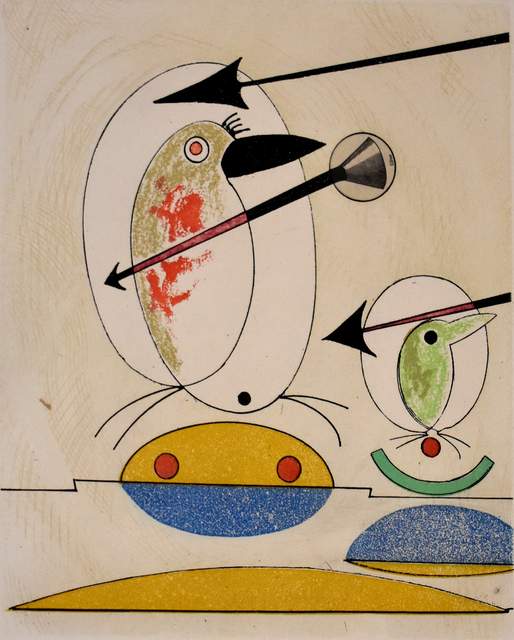 , ' Birds in Peril / Oiseaux en Peril,' 1975, Gilden's Art Gallery