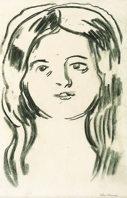 , 'Mossepiken (The Girl from Moss),' 1900-1910, Modernism Inc.