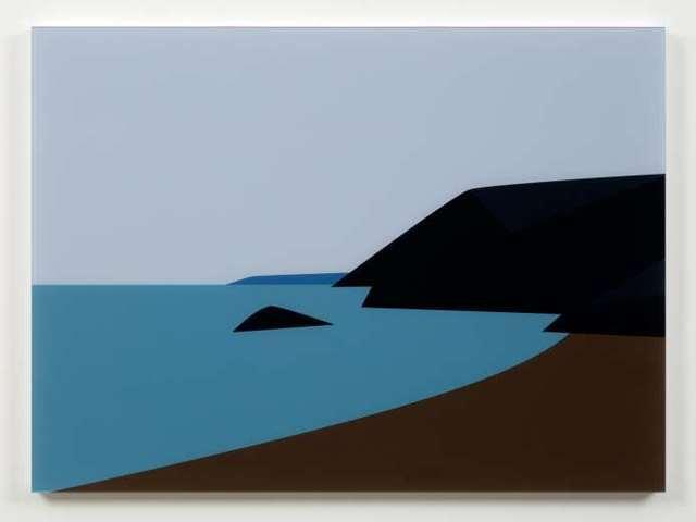 , 'Cornish Coast 2.: Lantic Bay.,' 2017, Krakow Witkin Gallery