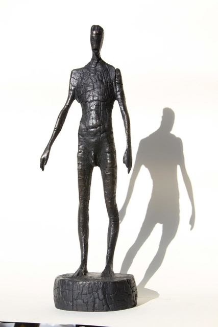 , 'Bozzetto Burning Man,' 2011, Gallery Sun