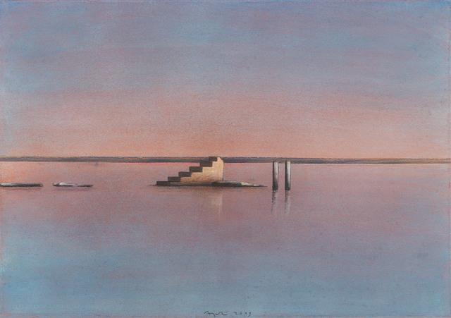 , 'A Calm Evening ,' 2019, Galerie Kovacek & Zetter
