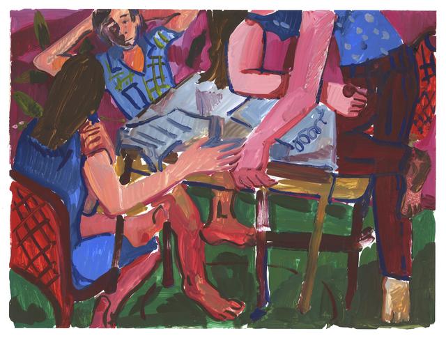 Sharon Madanes, 'Primitive Empathy', 2017, The Dot Project