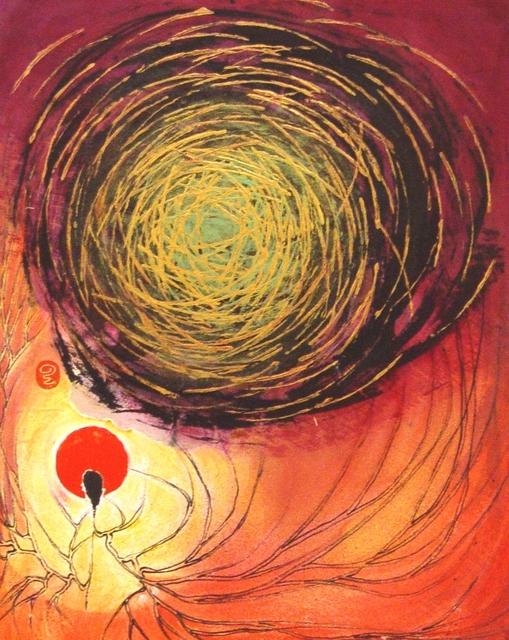 , 'Universe is in My Mind,' 2003, iPreciation