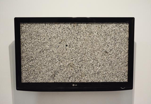, 'ruido blanco,' 2018, SGR Galería